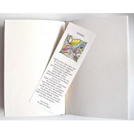 Buchzeichen ENGEL