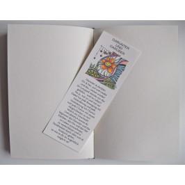 Buchzeichen DARUNTER UND DARÜBER